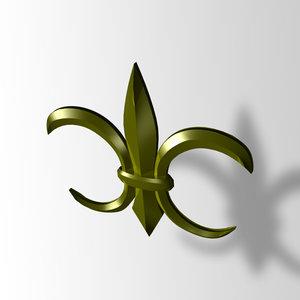 maya french fleur lis