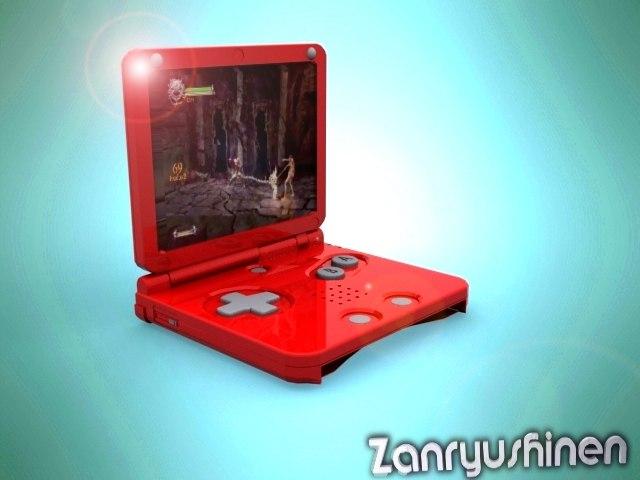 gameboy advance 3d 3ds