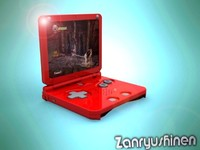 gameboy advance 3d 3ds