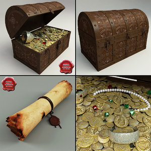 treasure set chest s