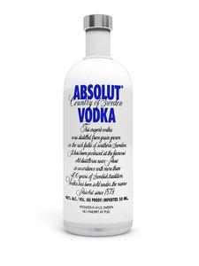 3d 3ds vodka bottle