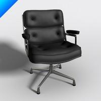 lobby chair 3d model