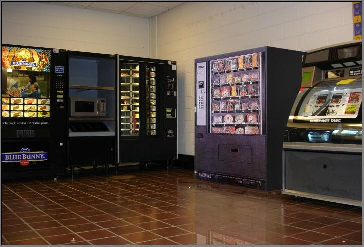 cafeteria work school 3d model