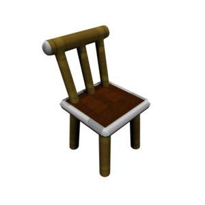 maya bamboo chair