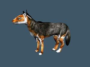 cynodesmus 3d model