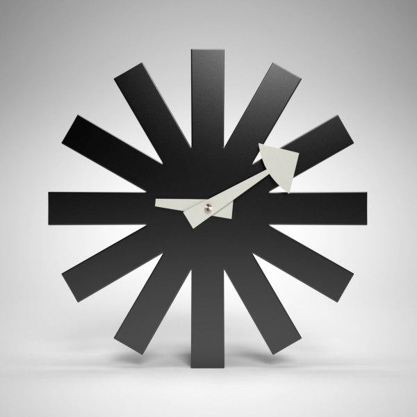 maya nelson asterisk clock george