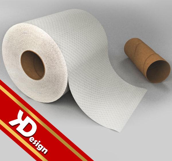 max toilete paper