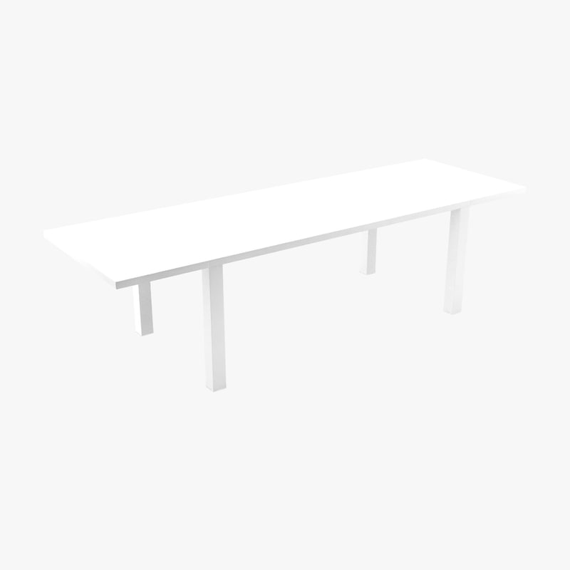 3d model boconcept dining table