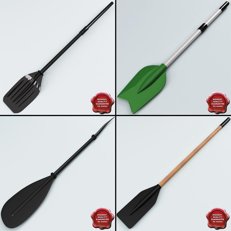 boat paddles max