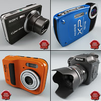 Digital Cameras Collection V2