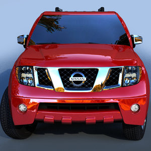 3d nissan pathfinder 2011 car