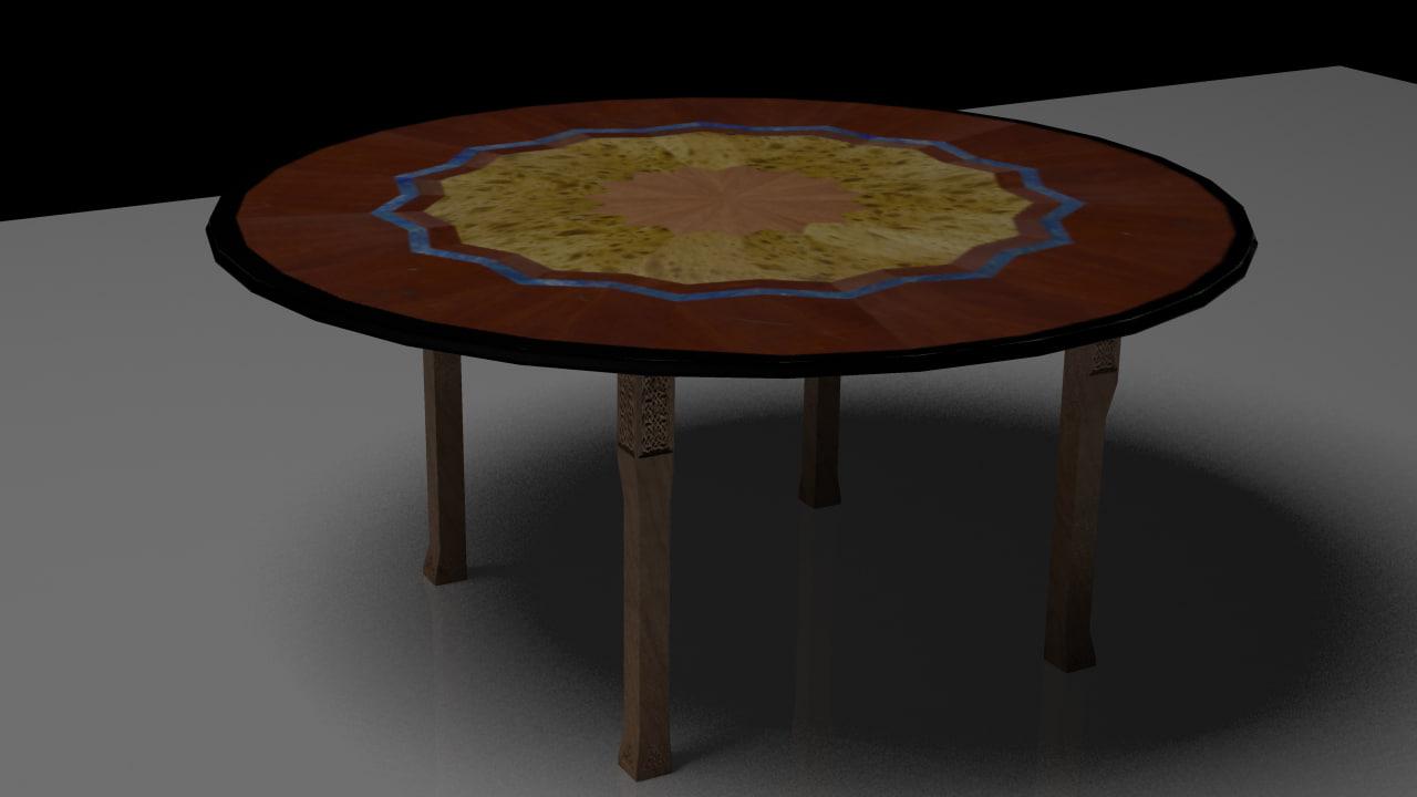 maya kitchen table salisbury