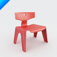 "Vitra Children""s Chair"