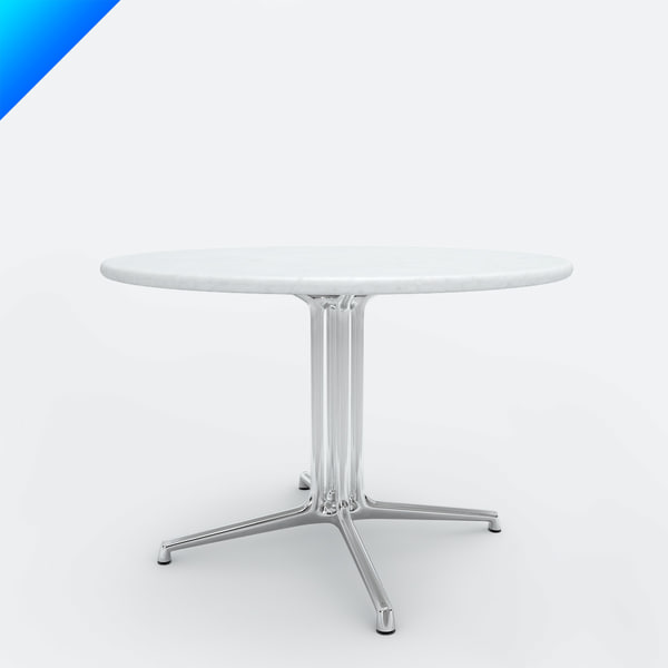 3ds max la fonda coffee table