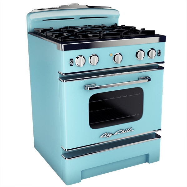maya big chill stove