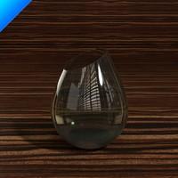 glass vase 01