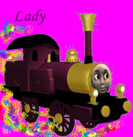 Lady the Train