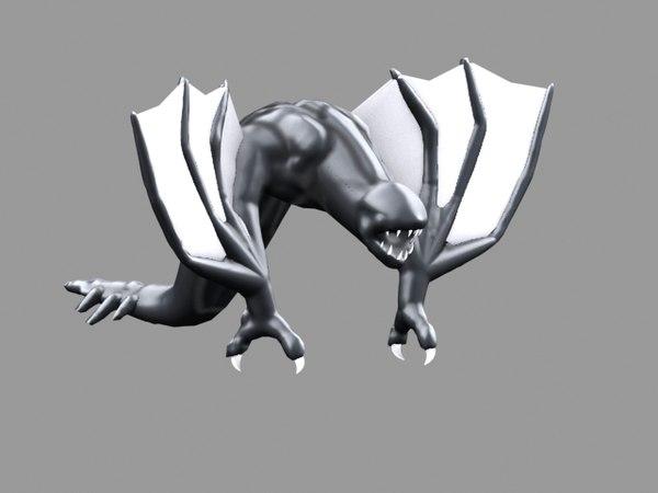 wing 3d model