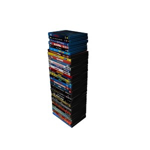 stack dvd 3d 3ds