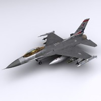 F-16C Fighting Falcon Block 25