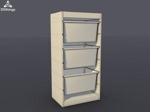 free max mode stand closet