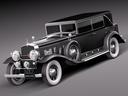 Fleetwood V-8-6-4 3D models