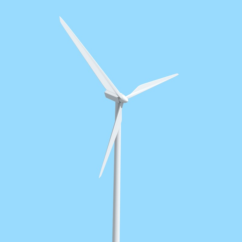 free blend mode windmill wind turbine