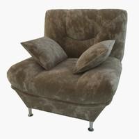 visit 4 sofa 3d model