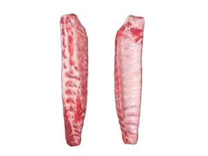3d beef rib model