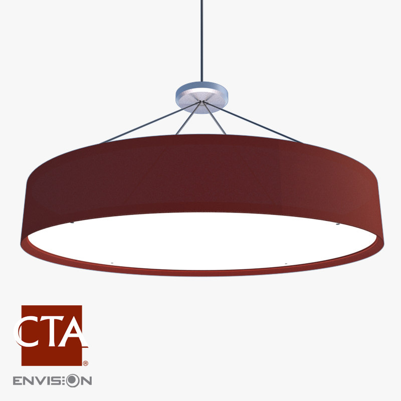 3d pendant ceiling light lamp shade model