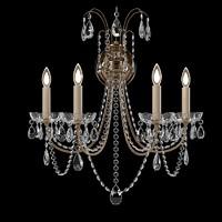 Schonbek Lucia lu0005 candelabra wall lamp