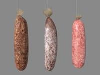3d salami