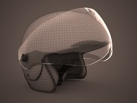 helmet 6 3d model