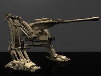 Hi-tech artillery