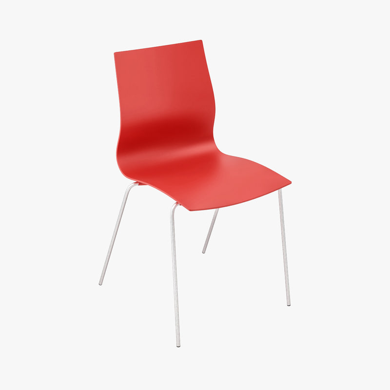 boconcept dining chair 3d max
