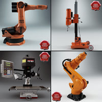 Industrial Machines Collection