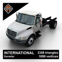 International Durastar Chassis