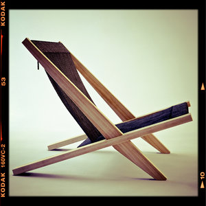 3ds max chair jørgen høj