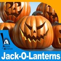 Jack-O-Lantern Set