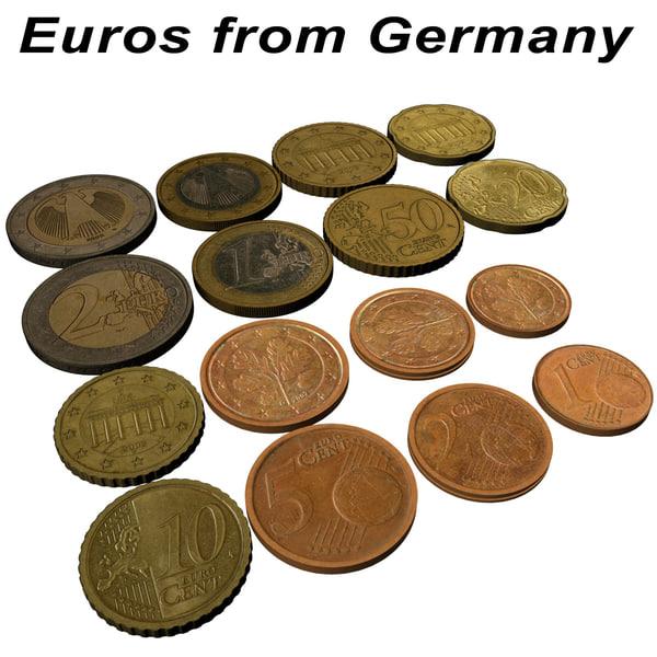 max euro germany