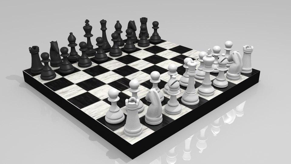 3d chess games
