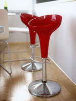 3d bombo stool chair model