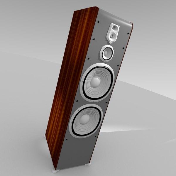 obj jbl es100 speakers