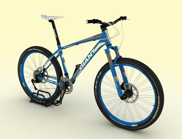 mountain bike giant xtc max