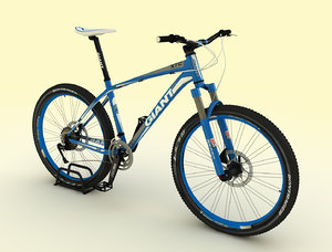 mountain bike giant xtc max
