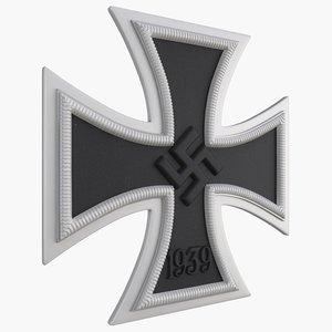 max iron cross 1st class