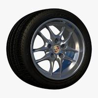 3d model auto speed sport rim