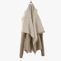 sheepskin coat max