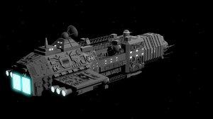 spaceship spacecraft lwo