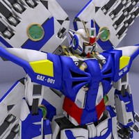 free 3ds model gundam absolute